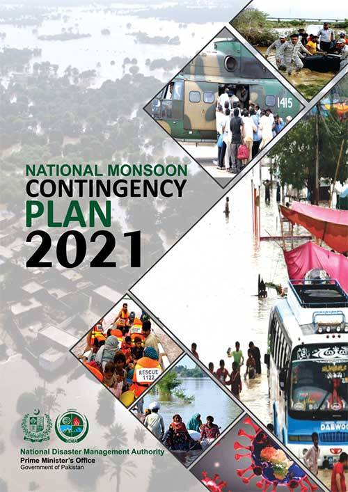 NATIONAL MONSOON CONTINGENCY PLAN 2021