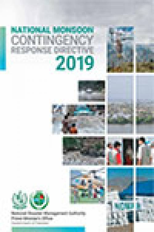 National Monsoon Contingency Response Directive 2019