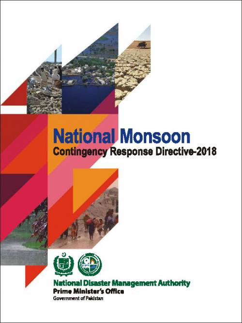 National Monsoon Contingency Response Directive 2018