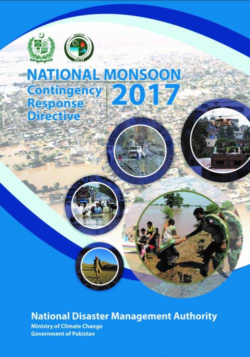 National Monsoon Contingency Response Directive 2017