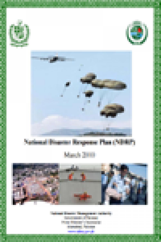 National Disaster Response Plan 2010