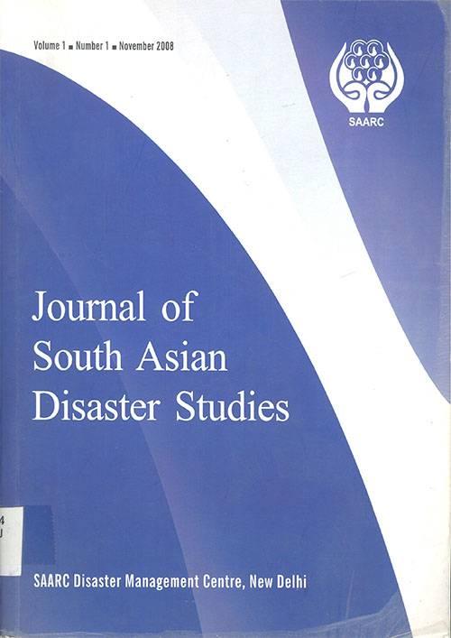 Journal of Disaster Studies