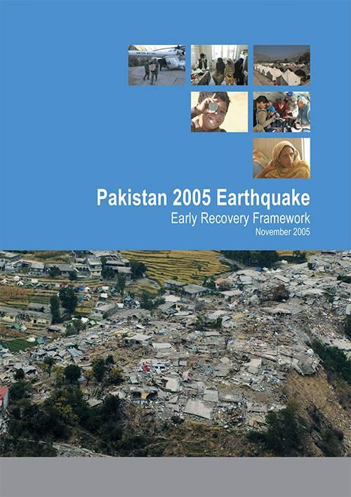 Pakistan 2005 Earthquake Early Recovery Framework