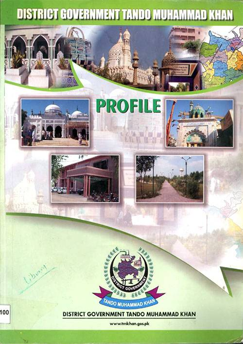 Development Profile District Tando Muhammad Khan