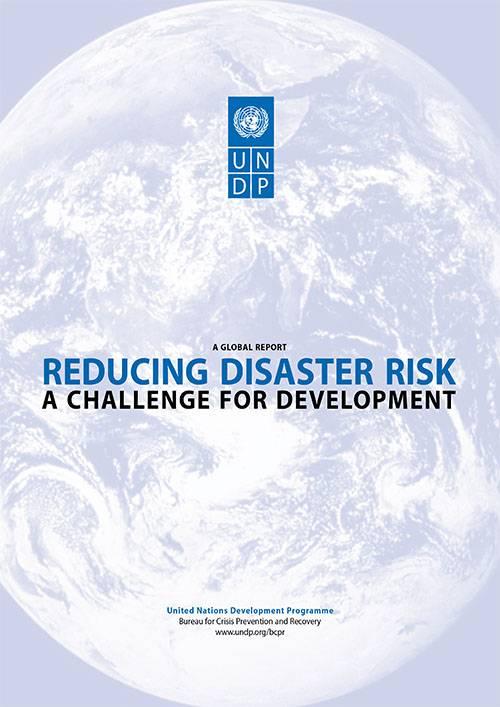 Reducing Disaster Risk