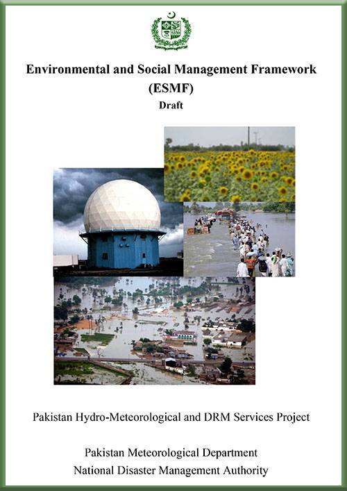 Environmental and Social Management Framework(ESMF)-DRM Services Project