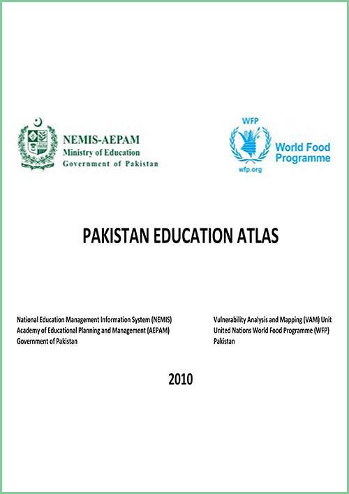 Pakistan Education Atlas 2010