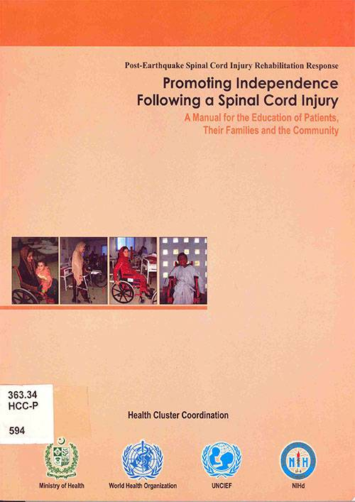 Promoting Independence Following a Spinal Cord Injury