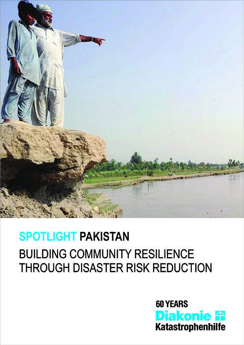 Spotlight Pakistan Building Community Resilience Through DRR
