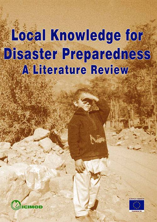 Local Knowledge for Disaster Preparedness a Literature Review