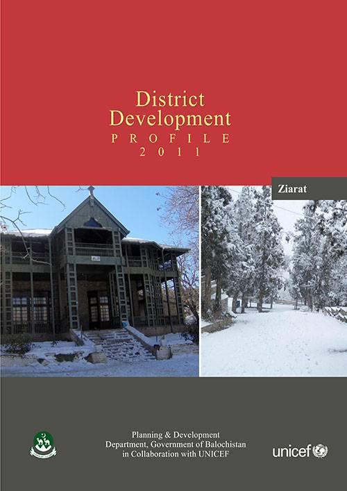 Development Profile District Ziarat