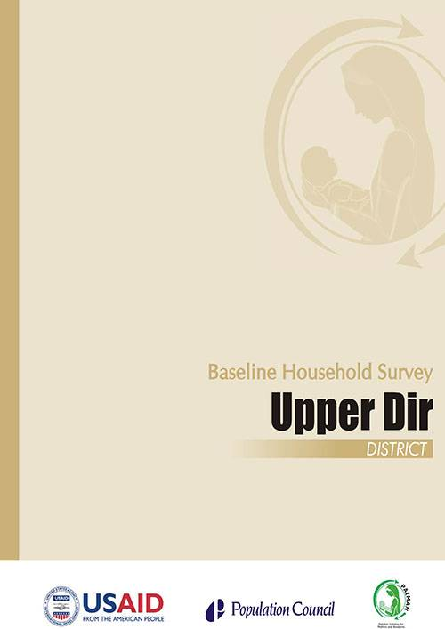 Baseline Household Survey Upper Dir