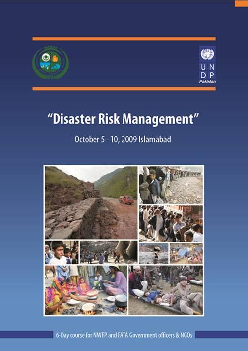 Disaster Risk Management 2009