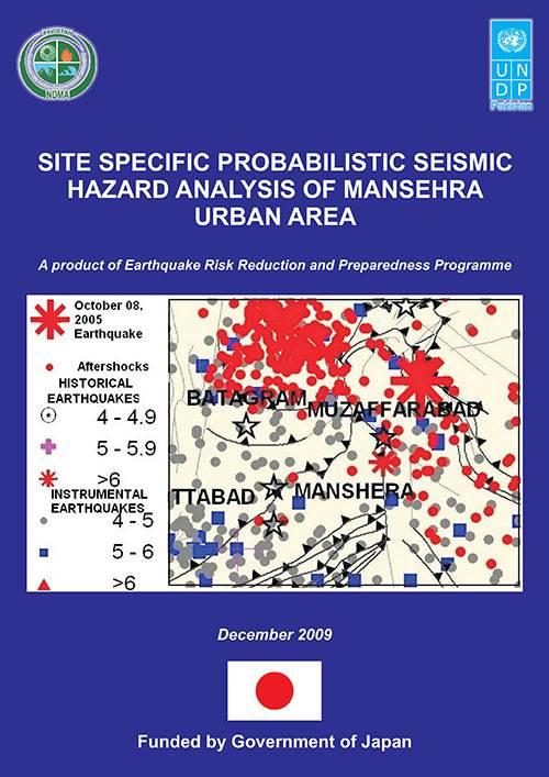 Site Specific Probabilistic Seismic Hazard Analysis Mansehra URBAN AREA