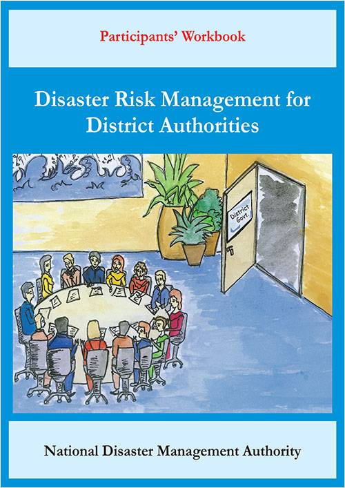 Participants' Workbook - DRM for District Authority (English)