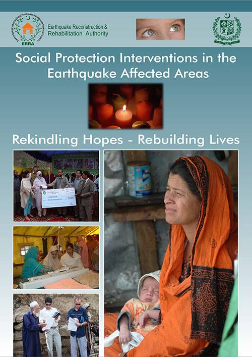 Social Protection Interventions in the Earthquake Affected Areas