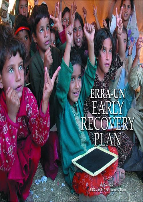 ERRA-UN Early Recovery Plan