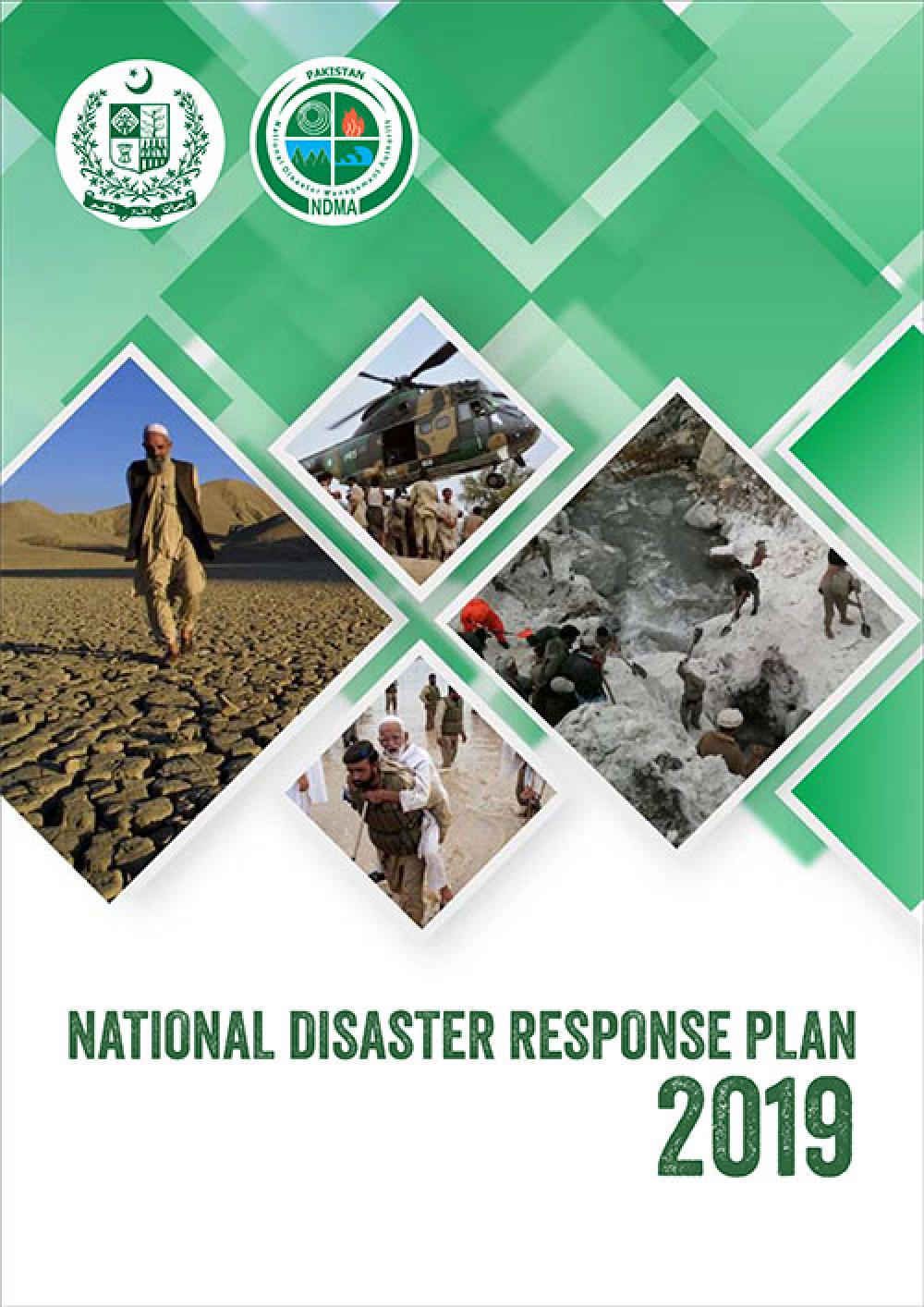 National Disaster Response Plan 2019