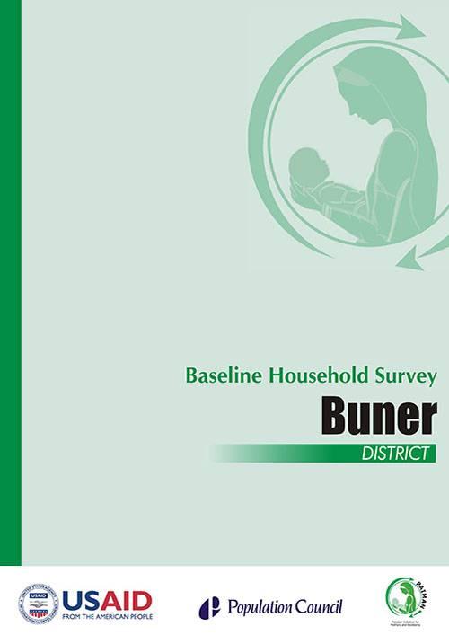 Baseline Household Survey Buner