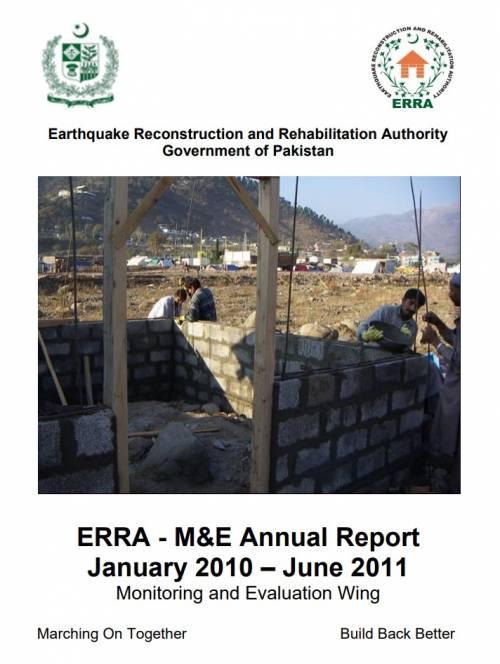 M&E Annual Report 2010-2011