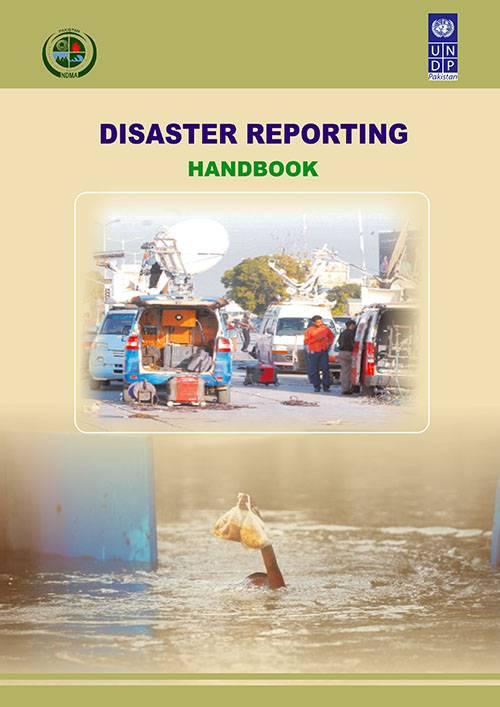 Disaster Reporting - Handbook (English)