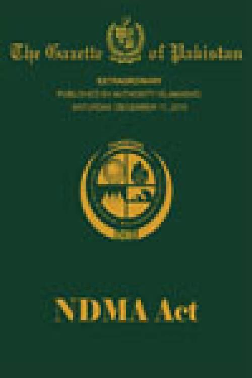 NDMA Act 2010