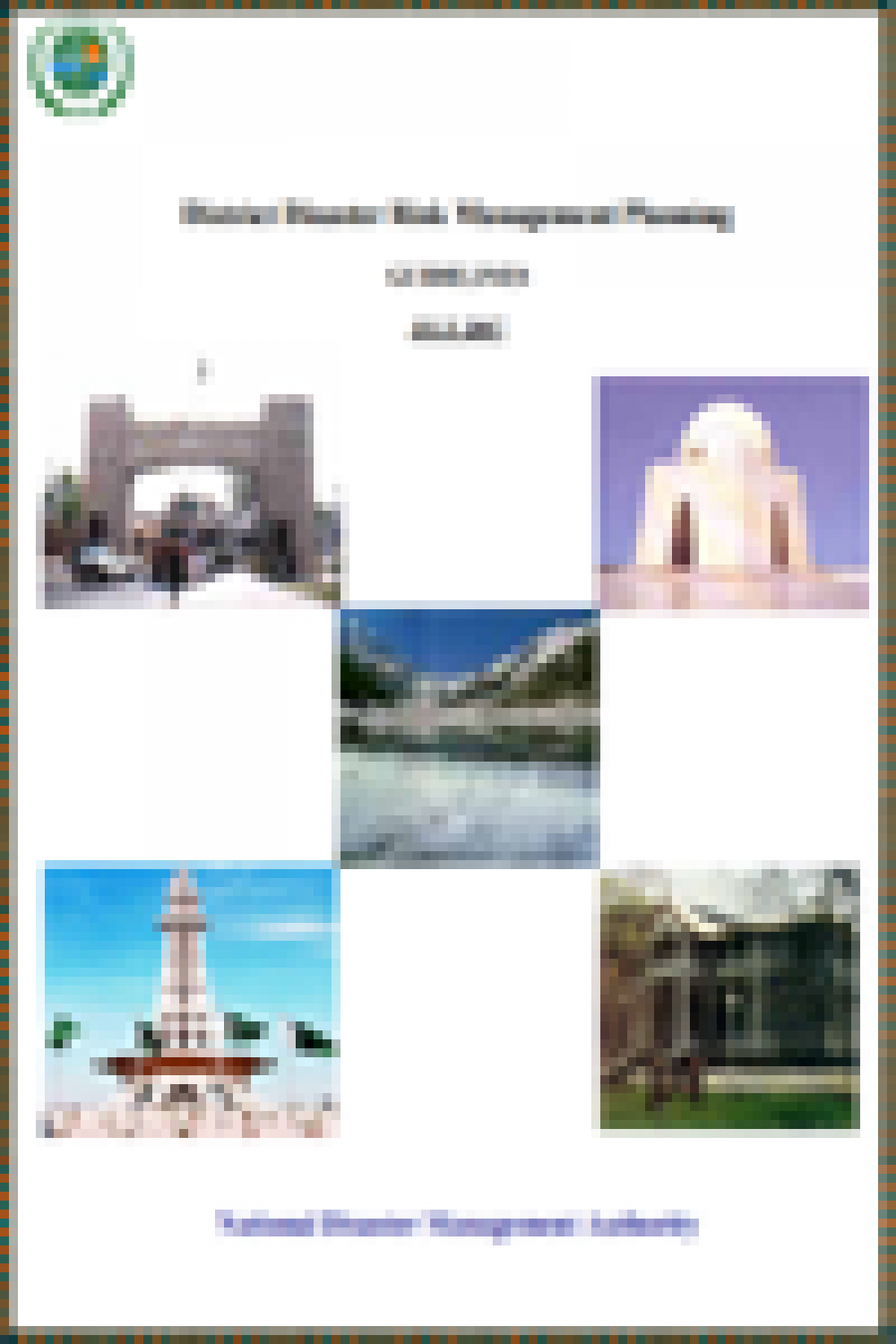 District Disaster Planning Guidelines 2007