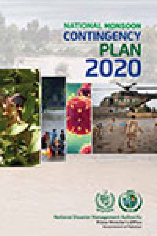 National Monsoon Contingency Plan 2020