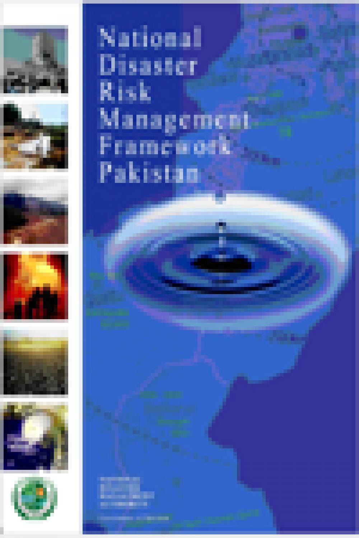 National Disaster Risk Management Framework Pakistan 2007