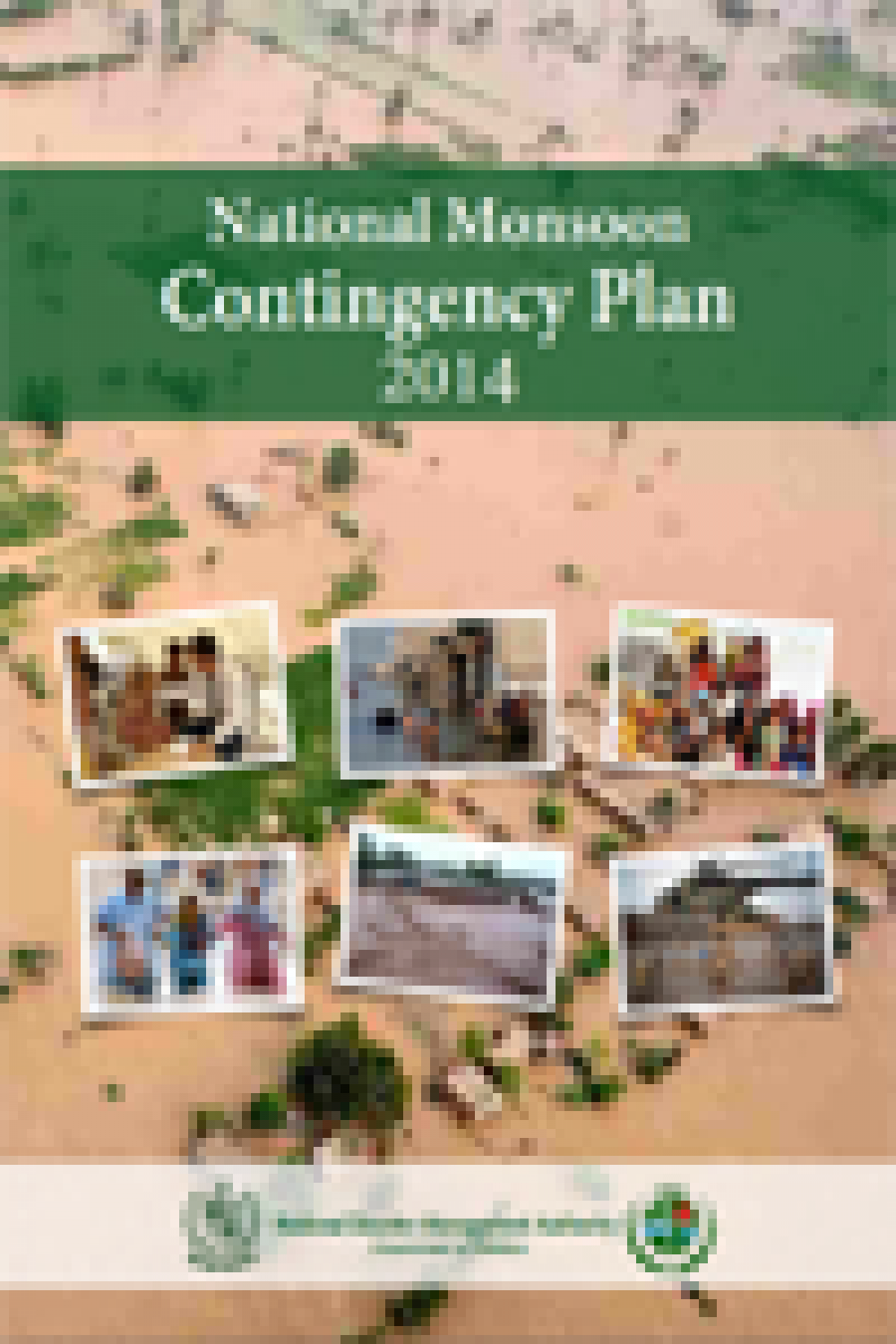 National Monsoon Contingency Plan 2014