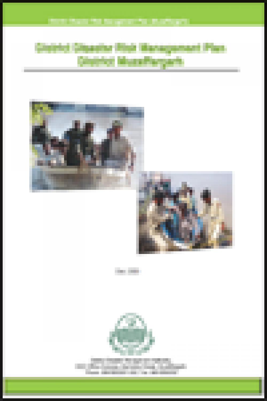 Muzaffargarh DRM Plan 2009