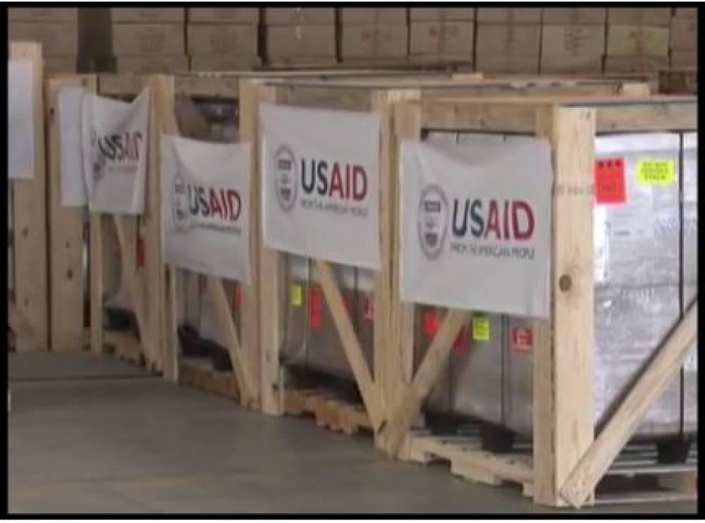 امریکی حکومت کی جانب سے این ڈی ایم اے کو مزید ایک سو وینٹیلیٹرز کی فراہمی- این ڈی ایم اے اسلام آباد؛ 30 جولائی 2020
