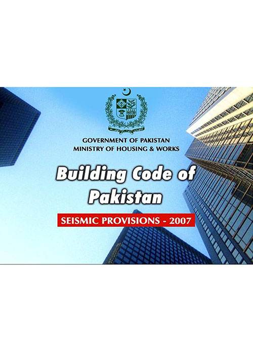 Building code of Pakistan with seismic provision