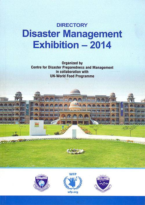 Directory Disaster Management Exhibition 2014