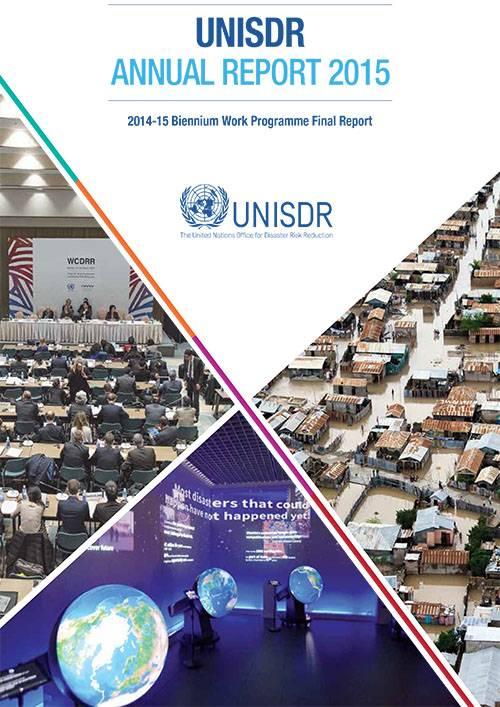 UNISDR Annual Report 2015
