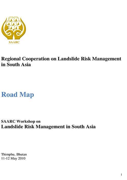 Regional Cooperation on Landslide Risk Management