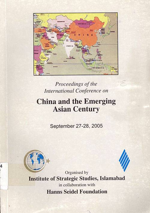 China and the Emerging Asian Century 2005