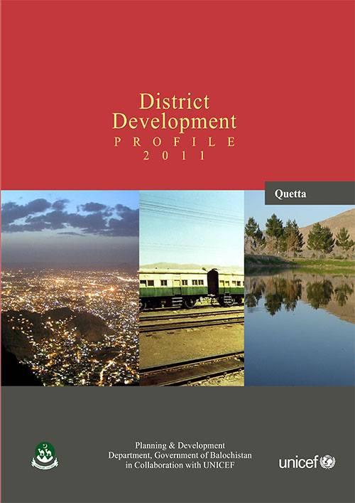 Development Profile District Quetta