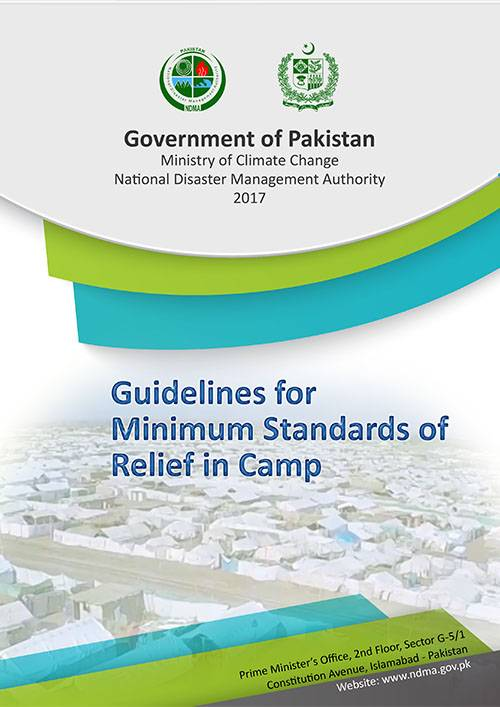 Guidelines for Minimum Standards of Relief in Camp