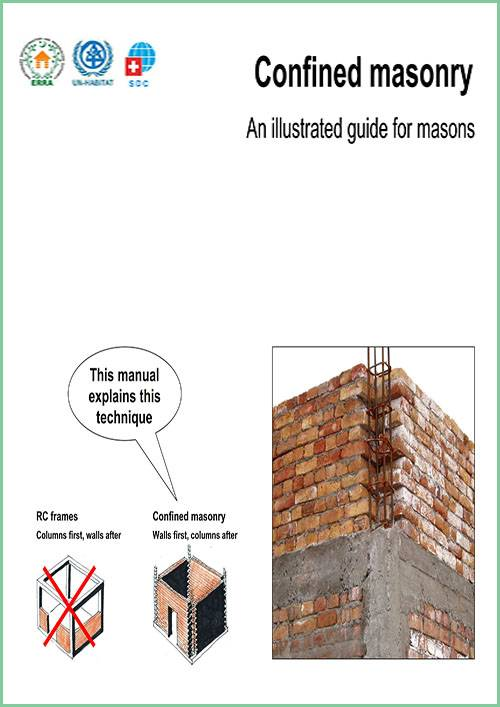 Confined Masonry-An illustrated Guide for Masons 2007