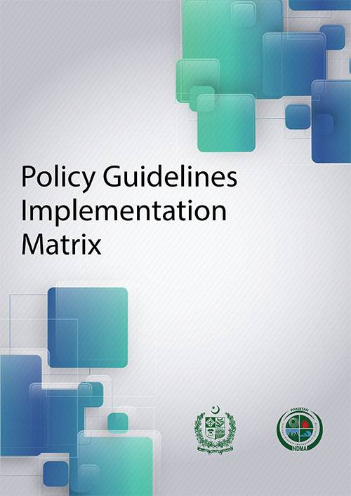 Policy Guidelines Implementation Matrix