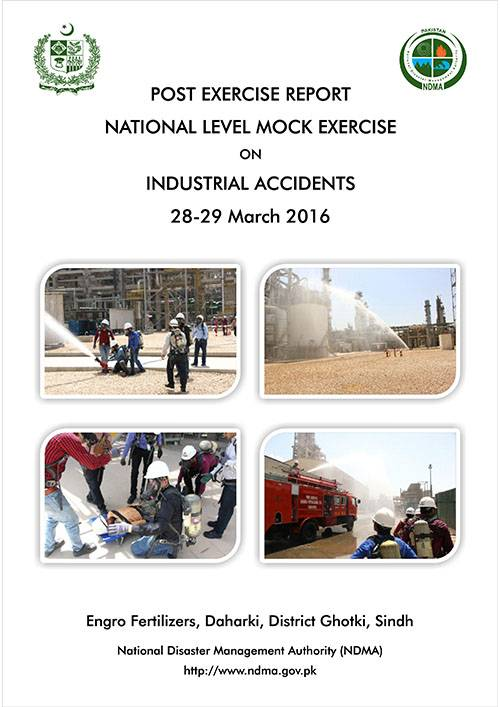 National Mock Exercise on Industrial Accident Report
