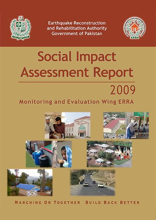 Social Impact Assessment Report 2009